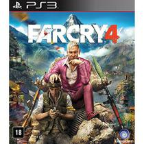 Farcry 4 - PS3 - Ubisoft