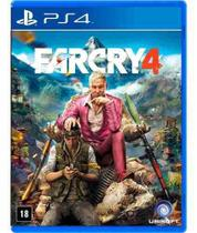 Farcry 4  PS4 - Ubisoft