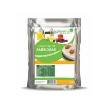 Farinha de Amêndoas Pura 1kg - Nutranatus