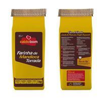 Farinha de Mandioca Torrada 1kg - Caldo Bom -