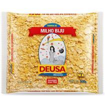Farinha de Milho Biju Natural Deusa 500g -