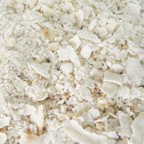Farinha de Milho Branco Grossa (Granel 100g) - Sabor Em Grãos