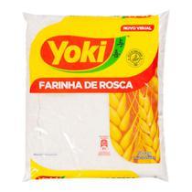 Farinha De Rosca Yoki 500g -