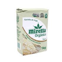Farinha de Trigo Orgânica Mirella 1kg - Empório Figueira