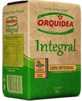 Farinha de trigo orquidea integral 1kg - Orquídea