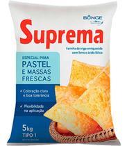 Farinha de Trigo Para Pastel Suprema Bunge 5 Kg -