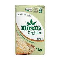 Farinha de Trigo Tipo 1 Orgânica 1kg - Mirella -