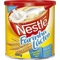 Farinha Láctea 400g - Nestlé -