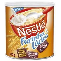 Farinha Láctea Multigrãos 380g - Nestlé -