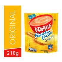 Farinha Láctea Nestlé Tradicional Sachet 210g Embalagem com 24 Unidades -