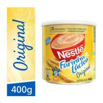 Farinha Láctea Tradicional Nestlé 400g c / 3 unidades - Nestle