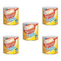 Farinha Láctea Tradicional Nestlé 400g - Combo 05 Unidades -