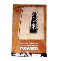 Farinha para empanar Panko Alfa 1Kg -