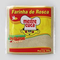 Farinha Rosca Tradicional 500g 1 Pacote Mestre Cuca -