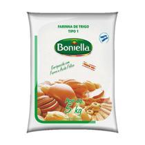 Farinha trigo boniella premium 4.0 5kg -
