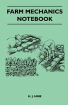 Farm Mechanics Notebook - Read books design