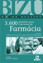 Farmacia: 3.600 questoes para concursos - Rubio