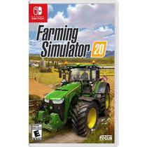 Farming Simulator 20 - Switch - Nintendo