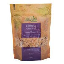 Farofa Artesanal 100% Natural sabor Cebola 250g - Joaquina -