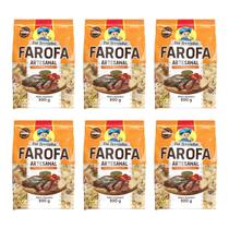 Farofa Artesanal Da Terrinha Tradicional 300 g - Da Terrinha Alimentos
