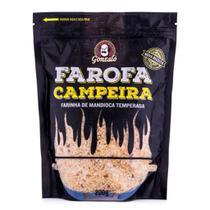 Farofa Campeira 200g Gonzalo -