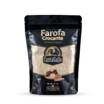 Farofa Crocante Churrasco Tradicional Cantagallo 300g -