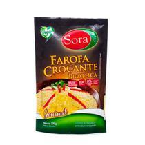 Farofa Crocante Proteica Gourmet Sora 300g -