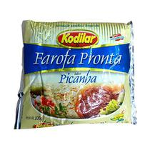 Farofa de mandioca pronta picanha 300g kodilar -