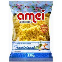 Farofa de Mandioca Tradicional 250g Super Premium Envio Já! - Amei