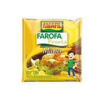 Farofa de Milho Pronta Amafil 250g -