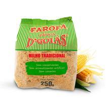 Farofa De Milho Tradicional 250g D'Goias -