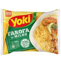 Farofa De Milho Yoki 500G -