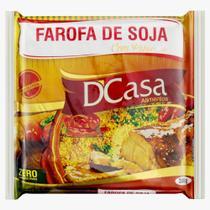 Farofa de soja com Pimenta - Dcasa Alimentos
