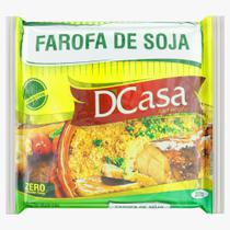 Farofa de soja sem Pimenta - Dcasa Alimentos
