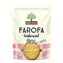 Farofa Orgânica Tradicional 200G Mãe Terra -
