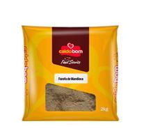 Farofa Pronta de Mandioca Caldo Bom 2kg -