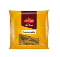 Farofa Pronta de Milho Caldo Bom 2kg -
