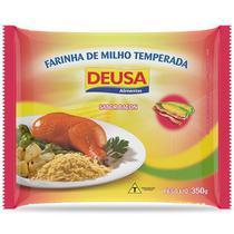 Farofa Pronta de Milho Sabor Bacon 350g - Deusa