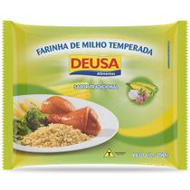Farofa Pronta de Milho Tradicional 350g - Deusa