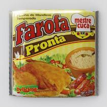 Farofa Pronta Temperada 500g 1 Pacote Mestre Cuca -