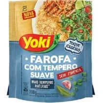 Farofa Suave 200g 1 Pacote Yoki -