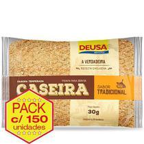 Farofa Temperada Caseira 30g - Pack c/ 150 unidades - Deusa