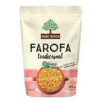 Farofa Tradicional Orgânica Mãe Terra -
