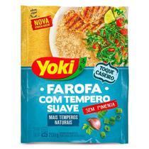 Farofa Yoki com Tempero Suave 200g -
