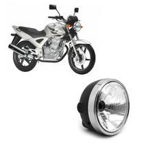 Farol Completo Foco Honda Twister (sem fiação) -