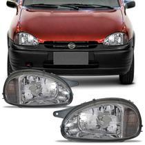 Farol Corsa Wind 2000 a 2005 Corsa Pick Up 2000 a 2003 Wagon 2000 a 2002 Classic 2000 a 2008 - Prime