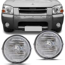 Farol de Milha Nissan Frontier X-terra 2003 2004 2005 2006 2007 Auxiliar Neblina - Prime