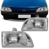 Farol Fiesta 1993 1994 1995 Foco Simples - Prime