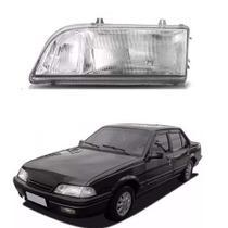 Farol lente acrílico gm monza 1991/.... lado direito passageiro - Inov