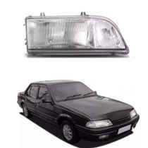 Farol lente acrílico gm monza 1991/.... lado esquerdo motorista - Inov